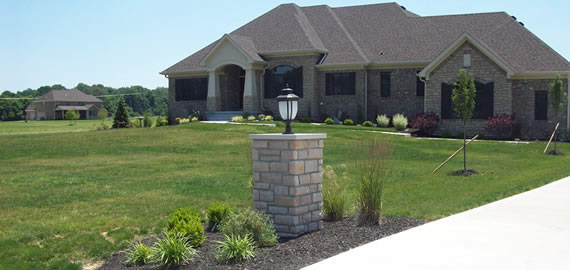 Some of our landscaping services in Centerville, OH